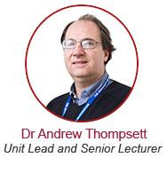 Dr Andrew Thompsett