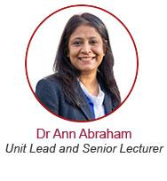 Dr Ann Abraham
