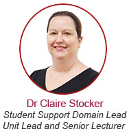 Dr Claire Stocker