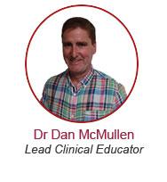 Dr Dan McMullen