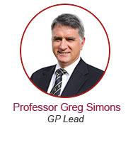 Professors Greg Simons