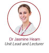 Dr Jasmine Hearn