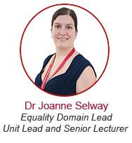 Dr Joanne Selway