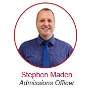 Stephen Maden